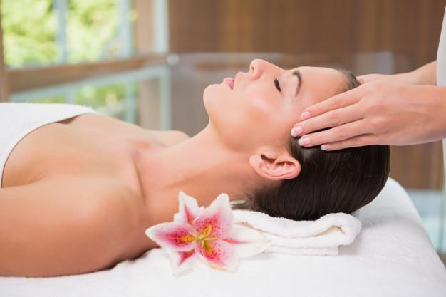 Identidad de los aceites esenciales para masaje