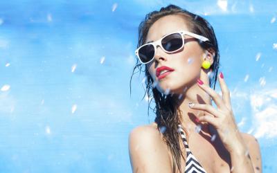 ¿Es malo para tu piel maquillarte para ir a la playa y piscina?